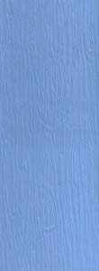 Голубой виниловый сайдинг.